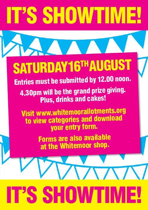 Whitemoor Show 2014
