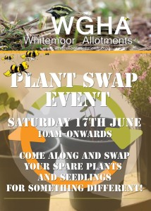 Plant Swap 17 June 2017