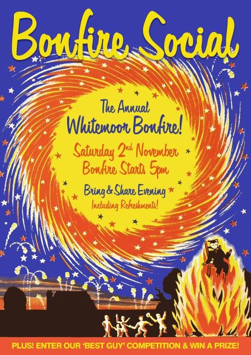Whitemoor Bonfire Social 2013